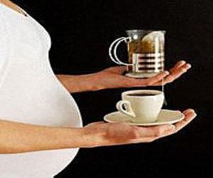 Почему беременным нельзя кофе? Потому ...
