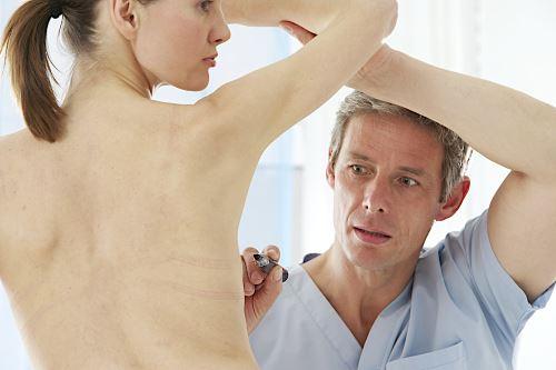 Коррекция груди бюстгальтер